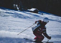 Lesiones del Esquí