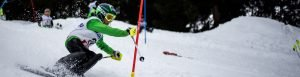 Chico Esquiando